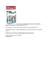 Fichier PDF cher internaute