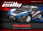notice traxxas rally 7407