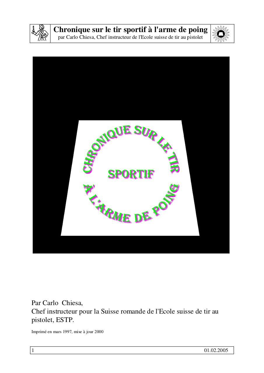 Aperçu Tir sportif 1er.pdf - Page 1/40