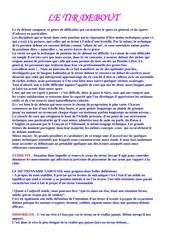 Fichier PDF tirdebout
