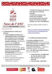 newsletter n 26 fr