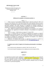 arrete formation mention a 23 janvier 2013 non annotee