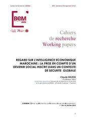 Fichier PDF intelligence economique