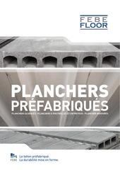 Fichier PDF planchers