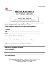 7 demande licence a 2013 2014