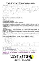 Fichier PDF proyecto despierta permacultura y mas wwoofing