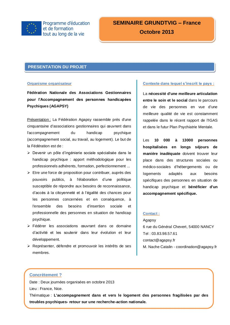 Aperçu du document Annexe - France - MAJ 05.2013.pdf - page 1/1