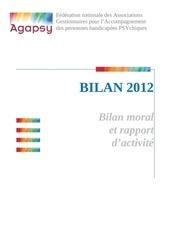 rapport de gestion 2012