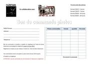 Fichier PDF bon de commande