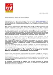 Fichier PDF courrier cgt drfip nord reponse edito