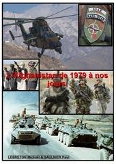 expose l afghanistan de 1979 a nos jours