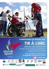 brochure locale champt handi 2013
