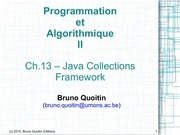 13 java collections framework