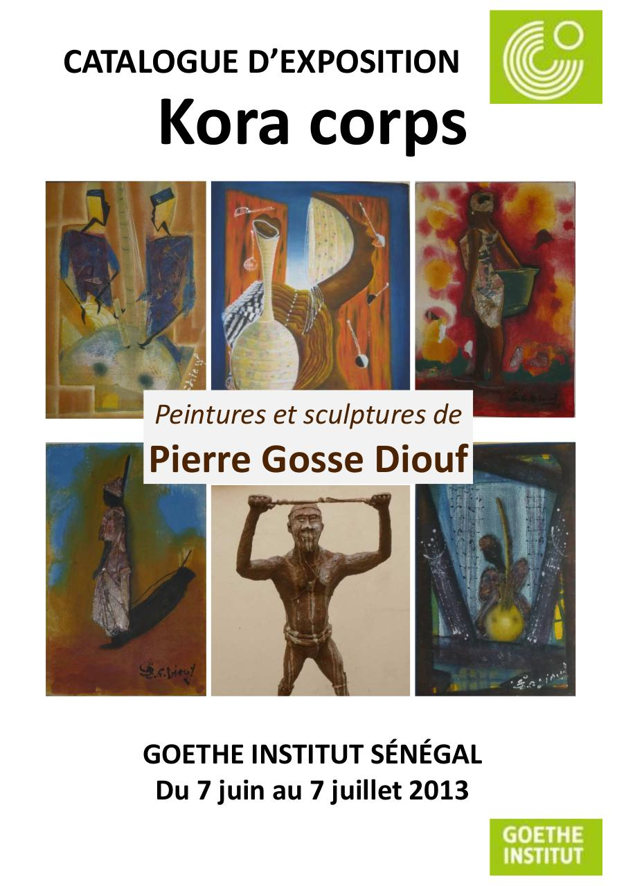Kora corps_Catalogue d_exposition.pdf - page 1/20