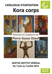kora corps catalogue d exposition