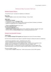 methodes blup tinker pdf