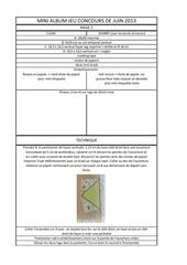 pages 1 et 2 mini jeu concours 1