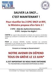 tract greve 13 juin 2013