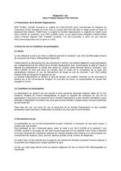 champs elysees film festival reglement