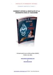 Fichier PDF comment arreter de fumer facilement