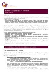 logement de fonction 06 07 2012 fiche statut cdg 14 4 752
