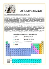 elements chimiques 1