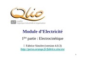 cours electricite regime continu