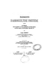 1887 arboriculture fruitiere louis henry