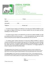 bulletin d adhesion membre 01 06 13