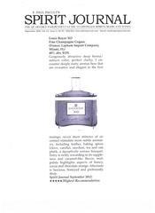 2012 xo in spirit journal 082812