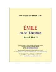 emile de education 1 3
