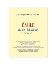emile de education 4