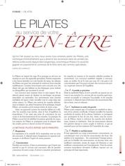 Fichier PDF pilates