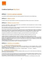 Fichier PDF orange contrat834