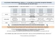 programme ados juillet aout 2013