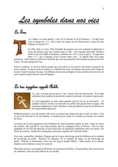 les symboles dans nos vie1
