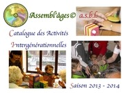 catalogue activites 2013 14