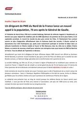 cp insolite appel 18 juin
