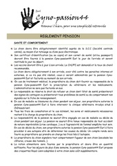 Fichier PDF reglement pension
