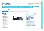 www eforbatt com asus zenbook ux32vd html