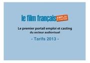 Fichier PDF tarifs 2013 2