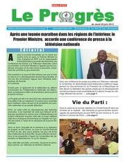 journal le progres n 323 du jeudi 20 juin 2013
