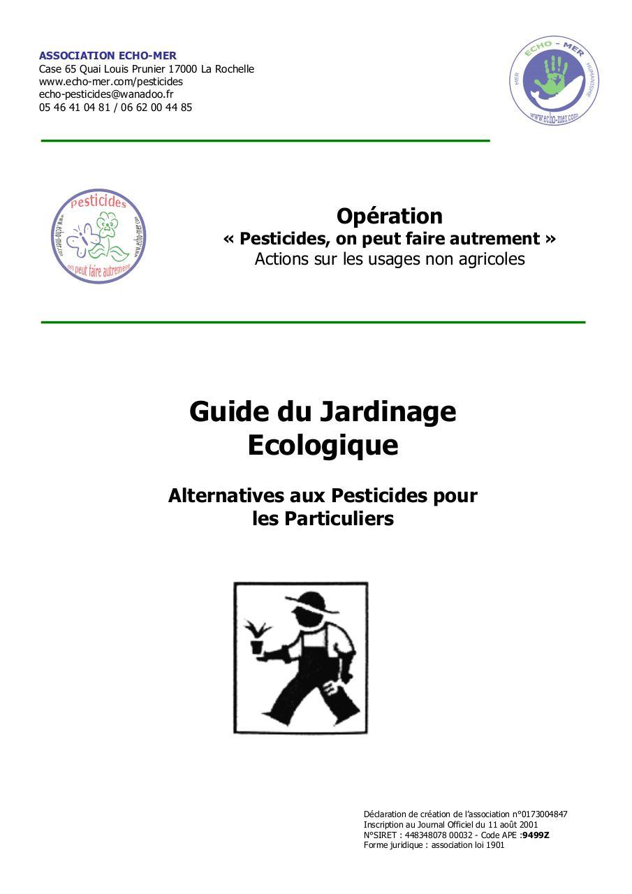 Aperçu du fichier PDF jardinage-ecologique.pdf - Page 1/45