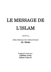 le message de l islam