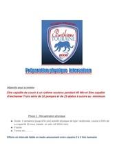 Fichier PDF preparation physique intersaison