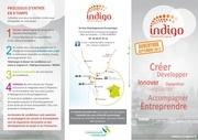 copie leaflet indigo