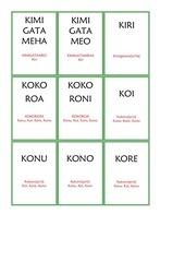 Fichier PDF mes premieres cartes de karuta