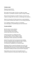 recueil de poeme 1