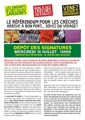 2013 07 10 referendum creches flyer depot