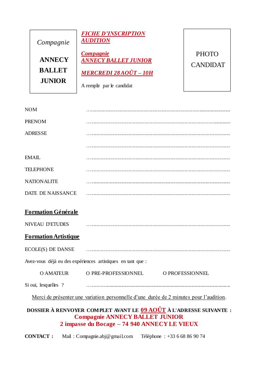 DOSSIER AUDITION COMPAGNIE.pdf - page 2/3